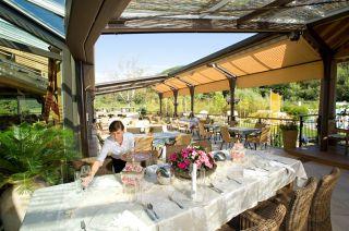 Restauracja Vappiano Moser Hotel Garden