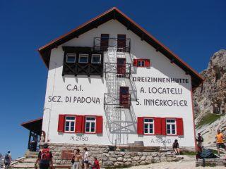 Schronisko Drei Zinnenhütte