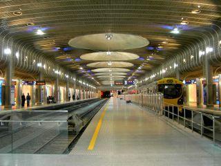 Avis - Centre des transports Britomart
