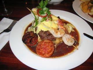 Restauracja Seafood & Steak House, 66 King Street