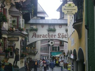 Restauracja Auracher Löchl