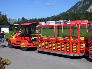 Wycieczka Tannheimer Alpenexpress