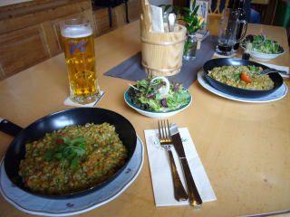 Restauracja Cafe Dorfstube