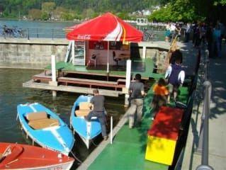 Wypożyczalnia Rowerów Wodnych Bregenz