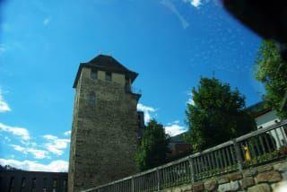 Wieża Der Tauernwurm