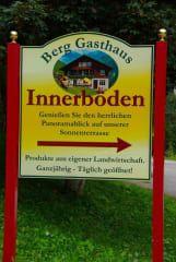 Restauracja Innerböden