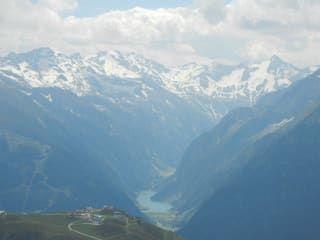 Góra Wanglspitze