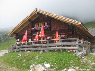 Restauracja Brandstätthütte