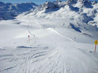 Ski Tour White Ring