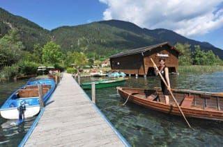 Wypożyczalnia łodzi Domenig