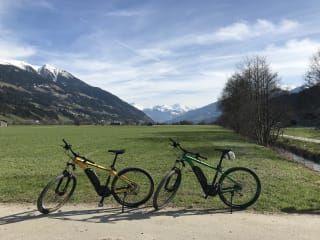 Ścieżka Rowerowa Zillertal