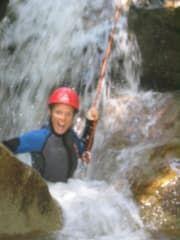 Canyoning Lermoos