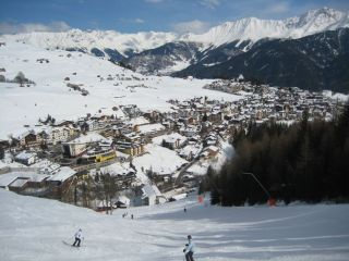 Ośrodek narciarski Serfaus-Fiss-Ladis