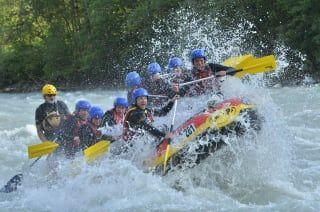 Avis - Excursion rafting et canoë Natur Pur