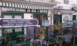 Restauracja Zu den drei Hacken