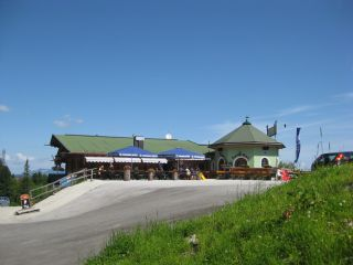 Restauracja Almgasthaus Zirmstadl