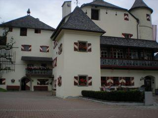 Restauracja Weitmoser Schlössl