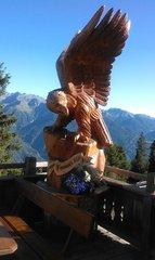 Falknerei Frommes Alp