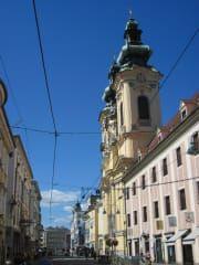 Kościół Urszulanek