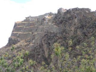 Ruiny Ollantaytambo
