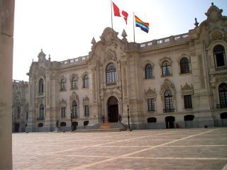 Reviews- Government Palace of Peru