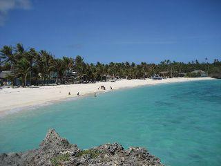 Plaża Tambisaan