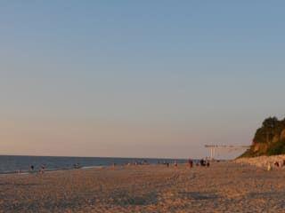 Plaża Trzęsacz