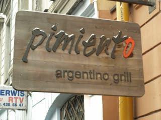 Restauracja Pimiento Argentino Grill