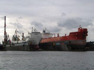 Port w Gdańsku