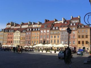 Reviews- Old Town Warsaw