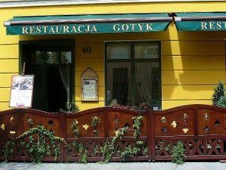 Restauracja Gotyk