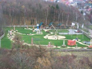 Park Miniatur Latarni Morskich Niechorze