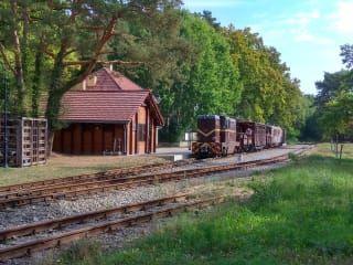 Avis - Schmalspurbahn Rewal