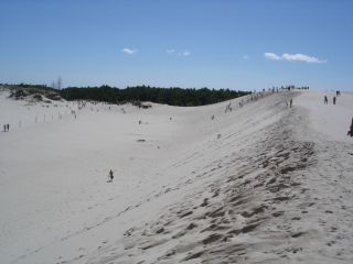 Ruchome piaski Łeba