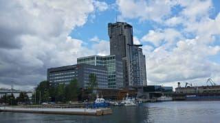 Molo południowe w Gdyni