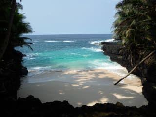 Plaża Praia Bateria