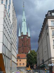 Avis - Kirche St. Klara
