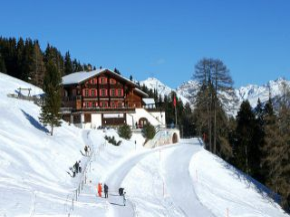 Restauracja Strela-Alp