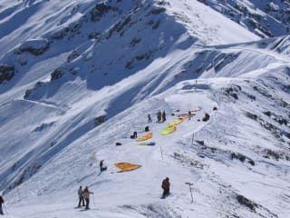 Ośrodek narciarski Zinal