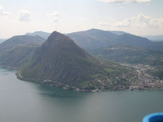 Reviews- San Salvatore Mountain
