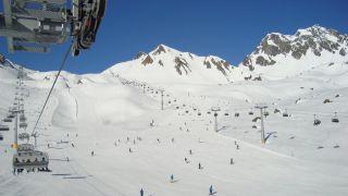 Stacja narciarska Silvretta Arena Samnaun/Ischgl