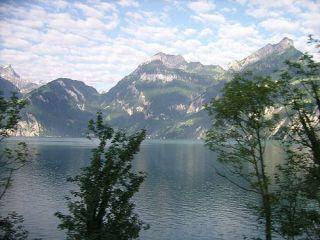 Jezioro Czterech Kantonów