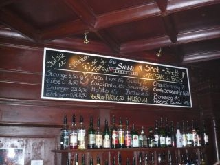 Bar Stübli (Schweizerhof Hotel)