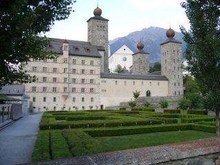 Reviews- Stockalperschloss