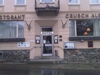 Avis - Restaurant Crusch Alba