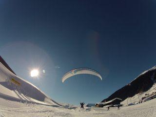 Davos Joyride Paragliding