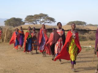 Reviews- Masai village