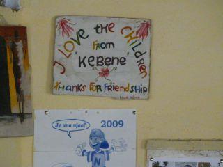Reviews- Children from orphanage Kebene