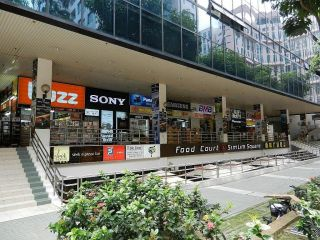 Reviews- Sim Lim Square Shopping