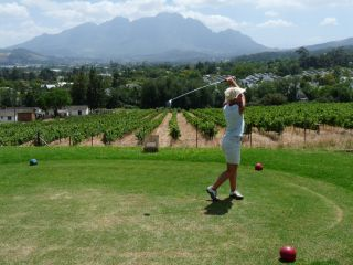 Opiniones - Stellenbosch Golf Club